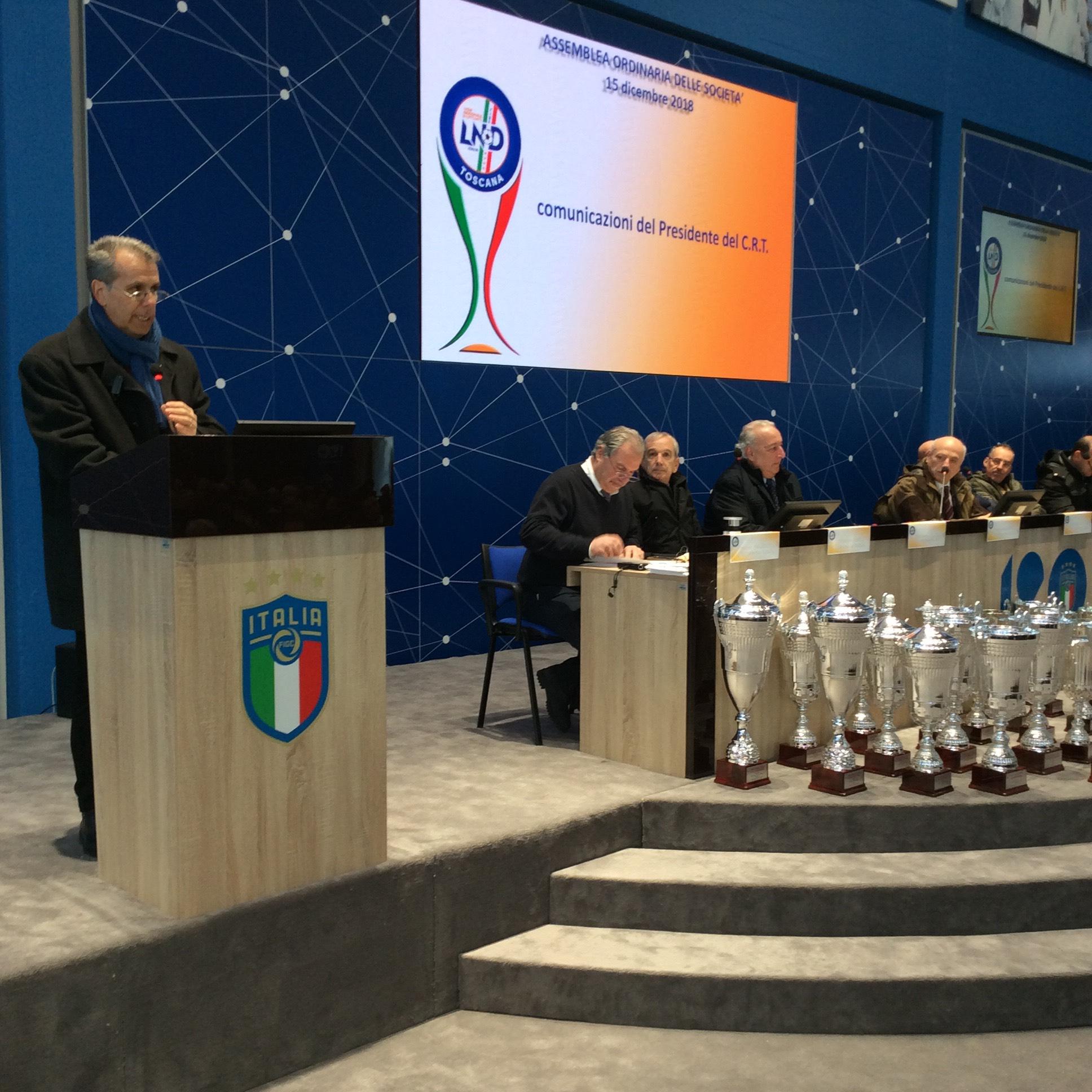 Paolo Mangini Comitato Regionale Toscana