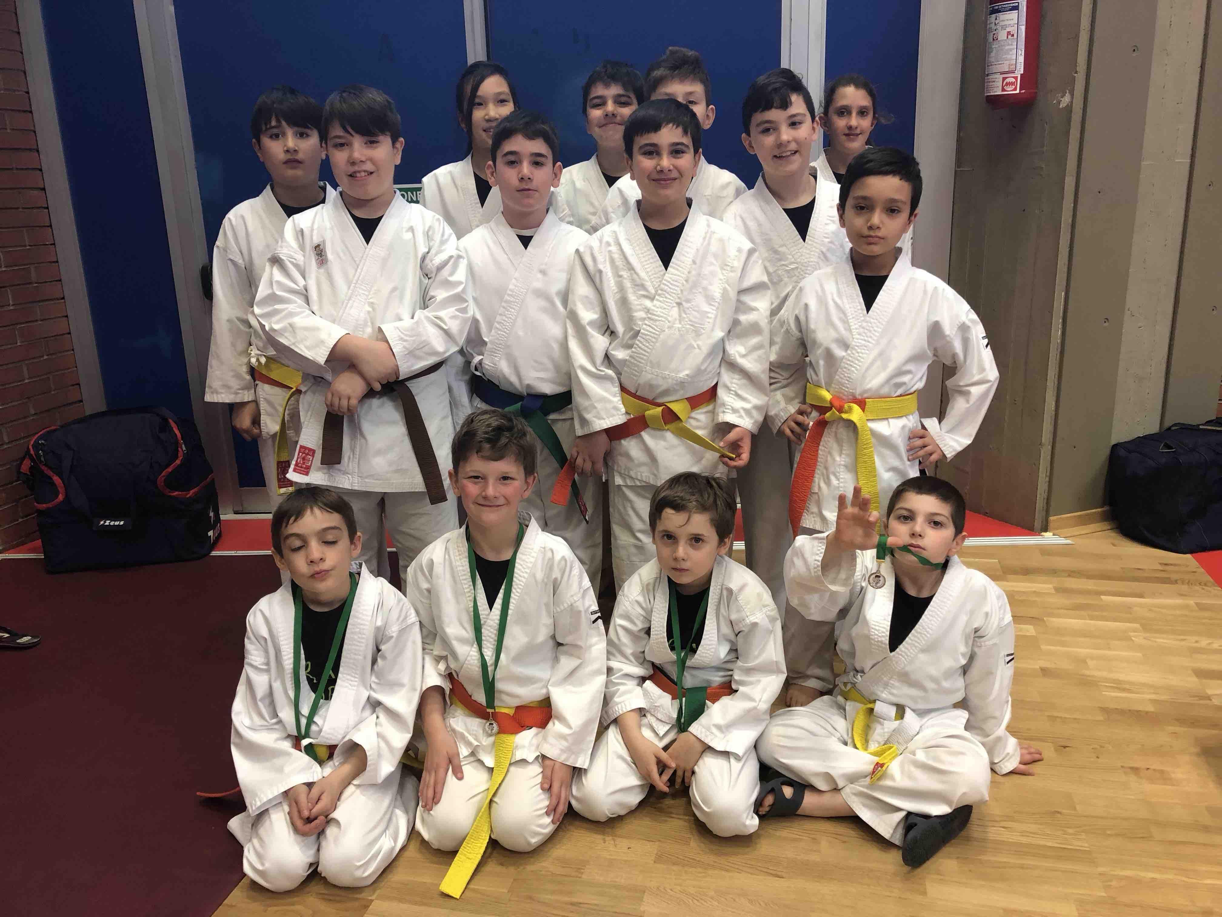 Fijlkam Karate Calendario Gare 2020.Karate Palestra Europa Grosseto In Luce A Sesto Fiorentino