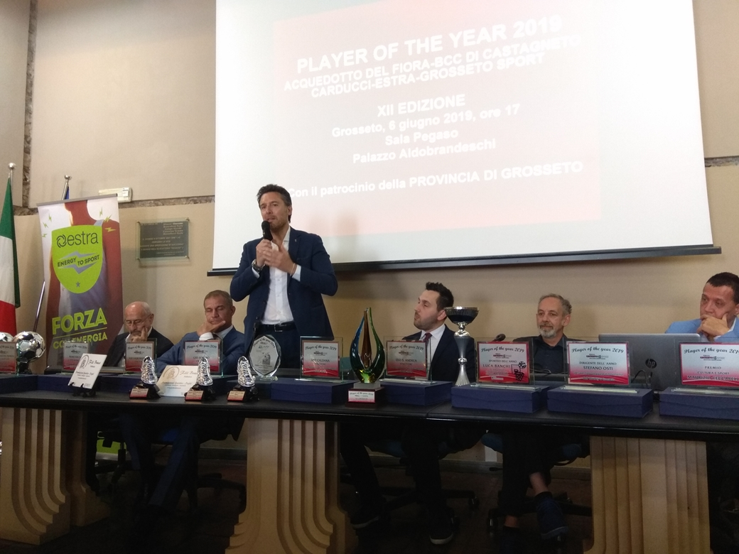 player of the year 2019