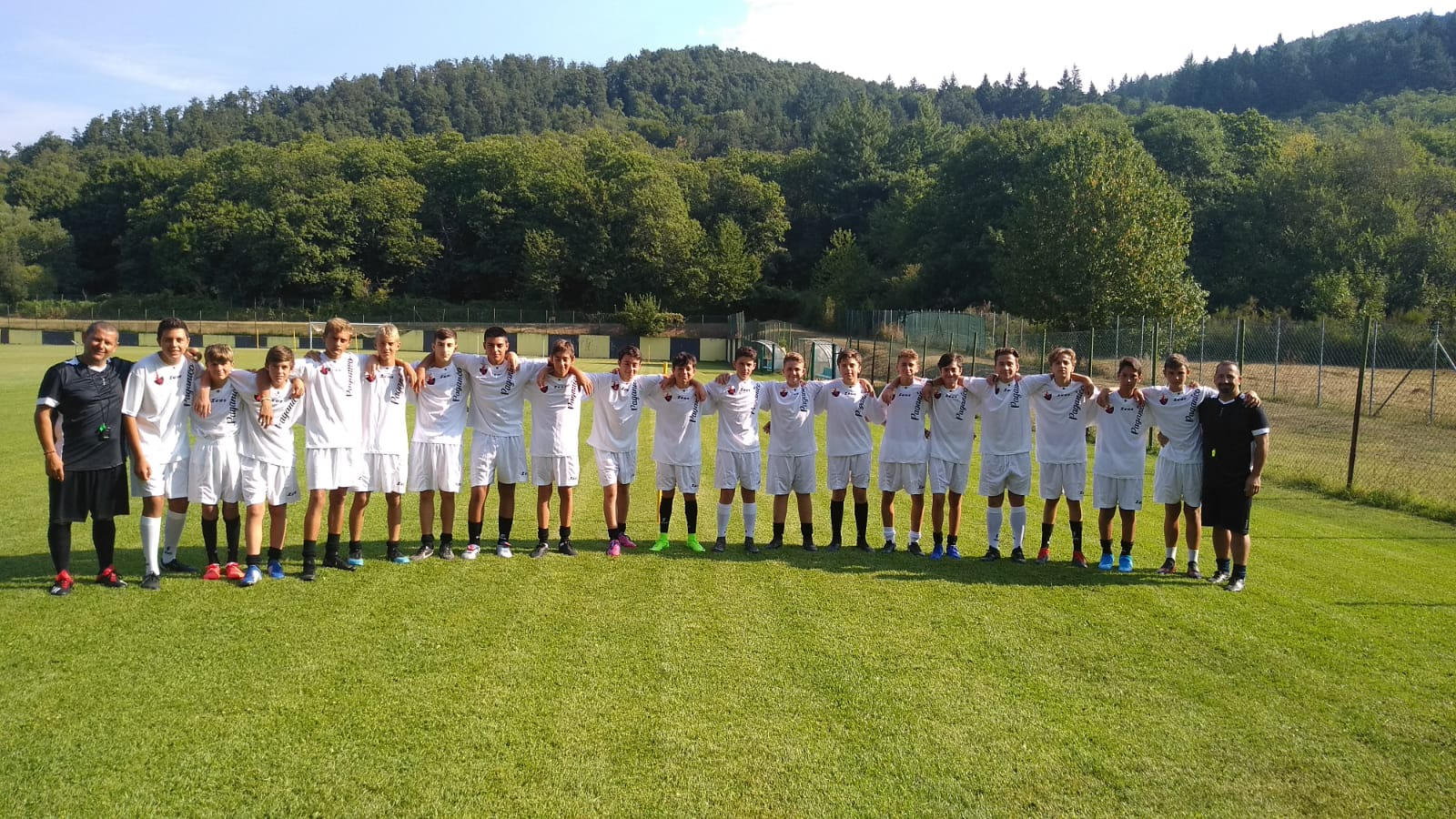 Allievi Interprovinciali Paganico