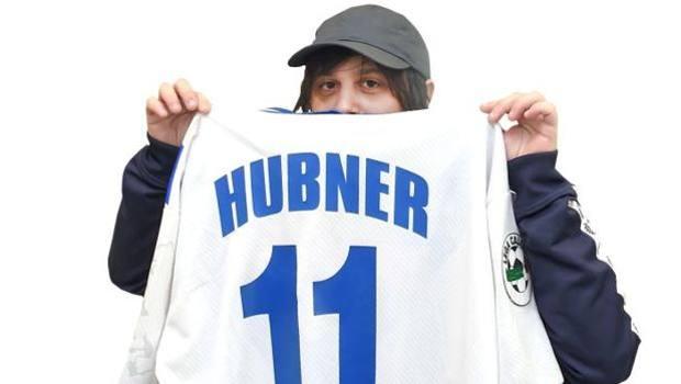 Calcutta e la maglia n.11 di Hübner