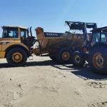 Sei toscana pulisce la spiaggia aprile 2020