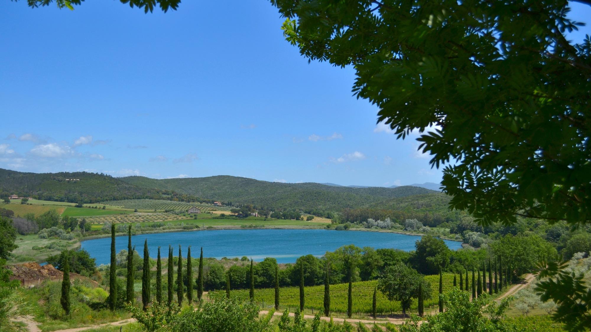 Lago dell'Accesa (Gr) – Toscana