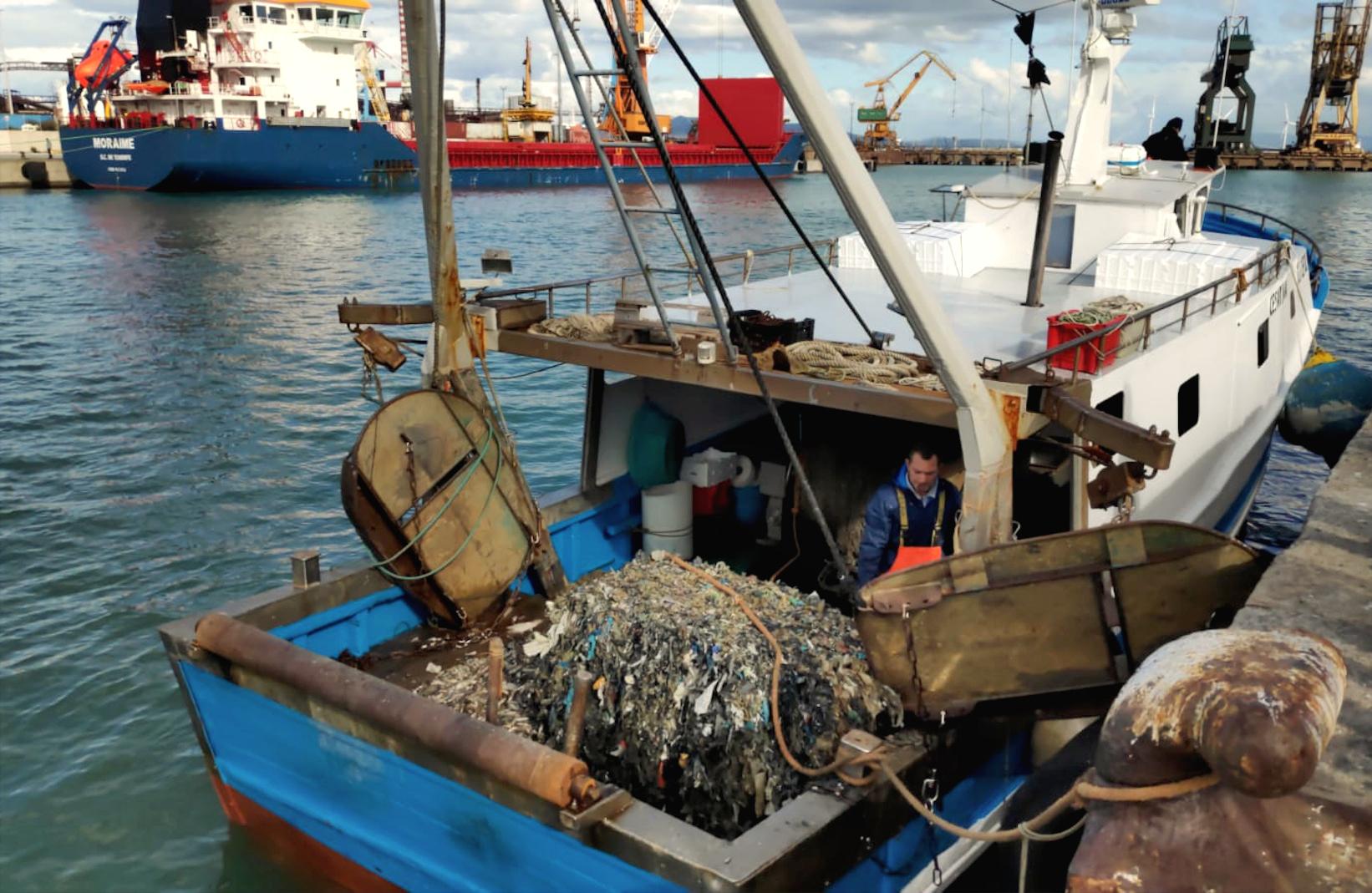legambiente Ecoballa pescata_2020