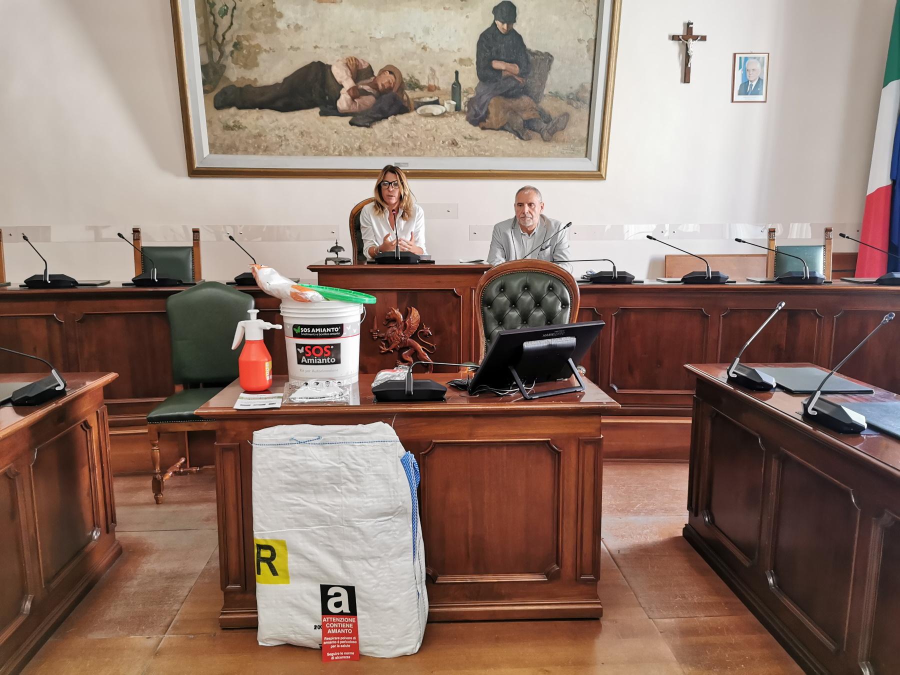 sei toscana Conferenza_stampa_kitamianto_Grosseto