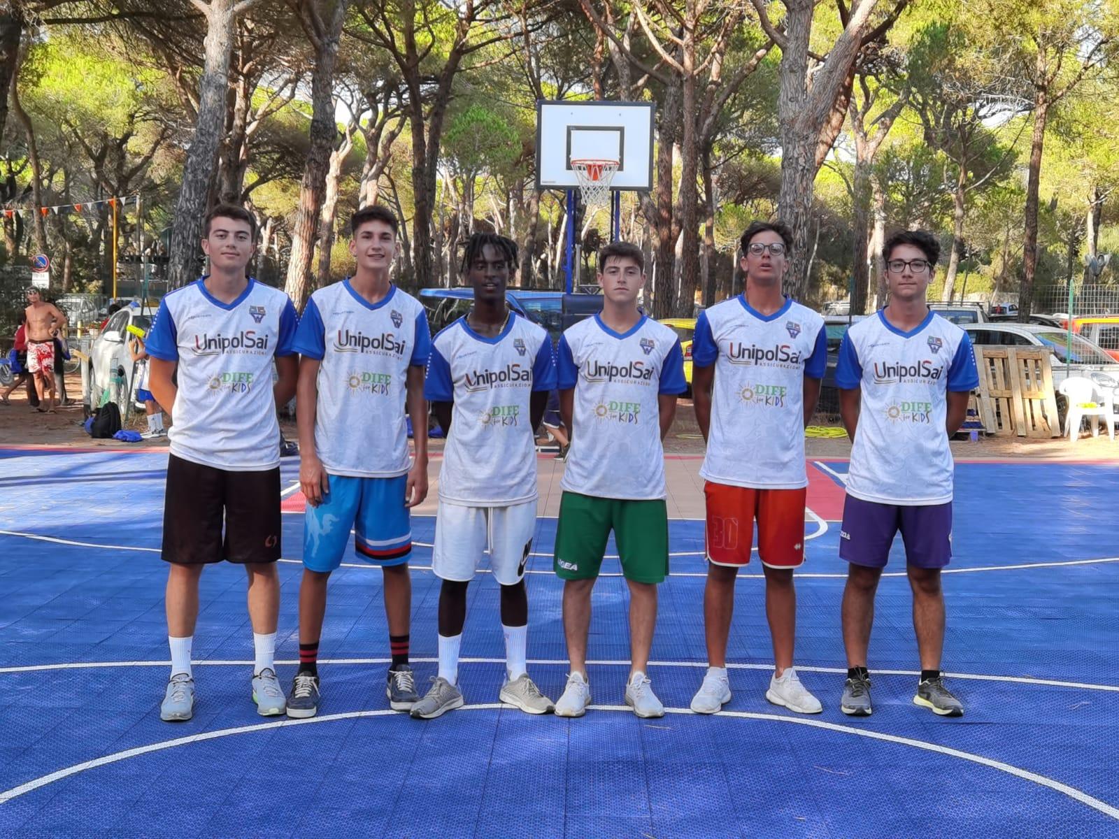 Grosseto City Camp di basket Geini 2020