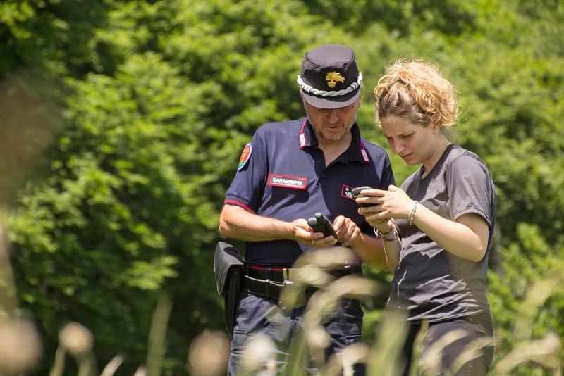 Reparto Carabinieri Biodiversità di Follonica – Progetto LIFE ESC360-2