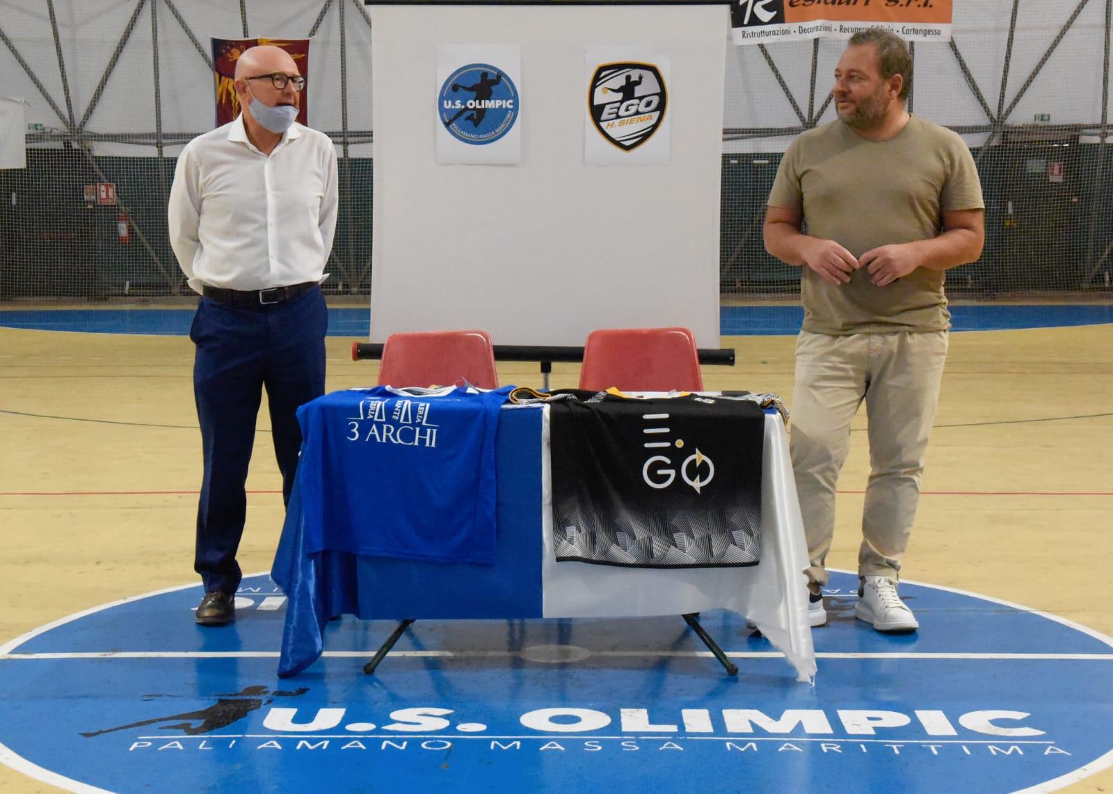 pallamano Ego Handball Siena & Olimpic Massa Marittima