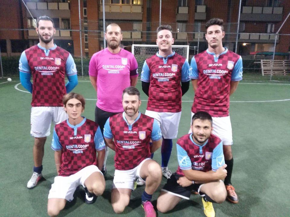 uisp calcio a 5 squadra Aston Villa 2020 21