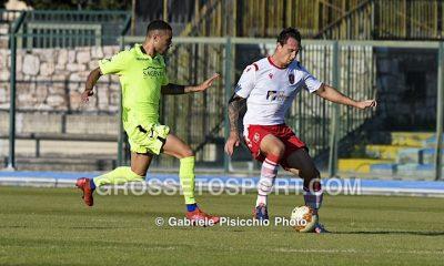 Grosseto-Carrarese 0-1