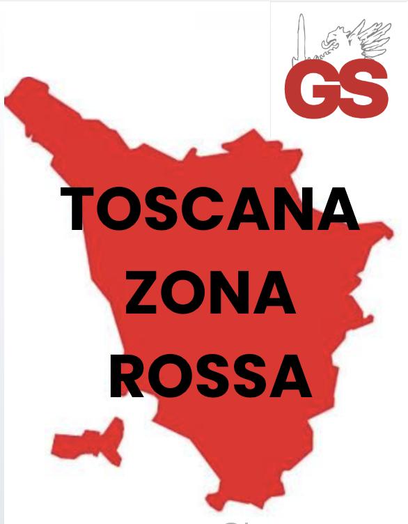 Toscana zona rossa