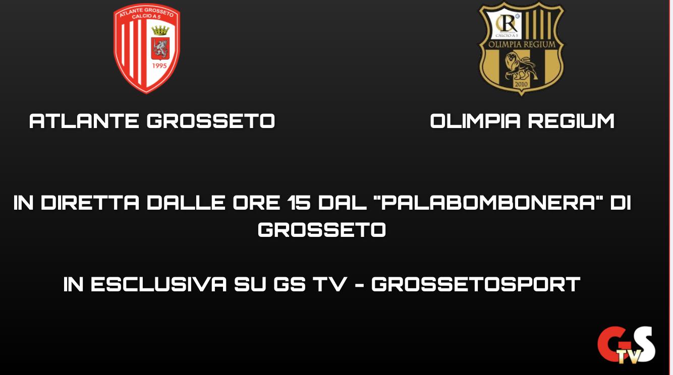 Altante Grosseto - Olimpia Regium