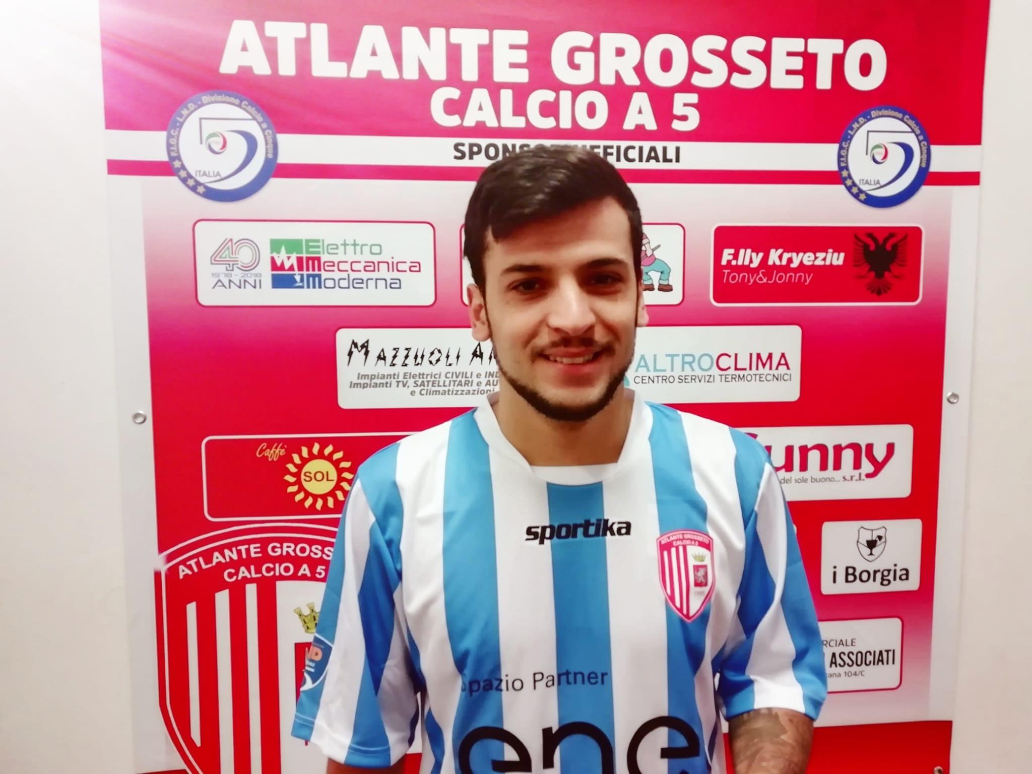 Diego Tezza Atlante Grosseto