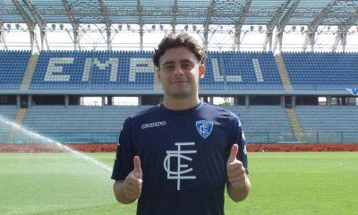 Davide Merola (foto ufficiale Empoli Fc)
