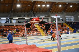 atletica Ceccarelli salto in alto