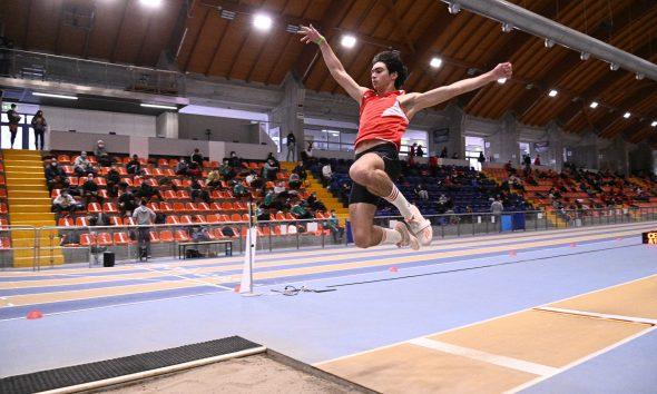 atletica Ceccarelli salto in lungo