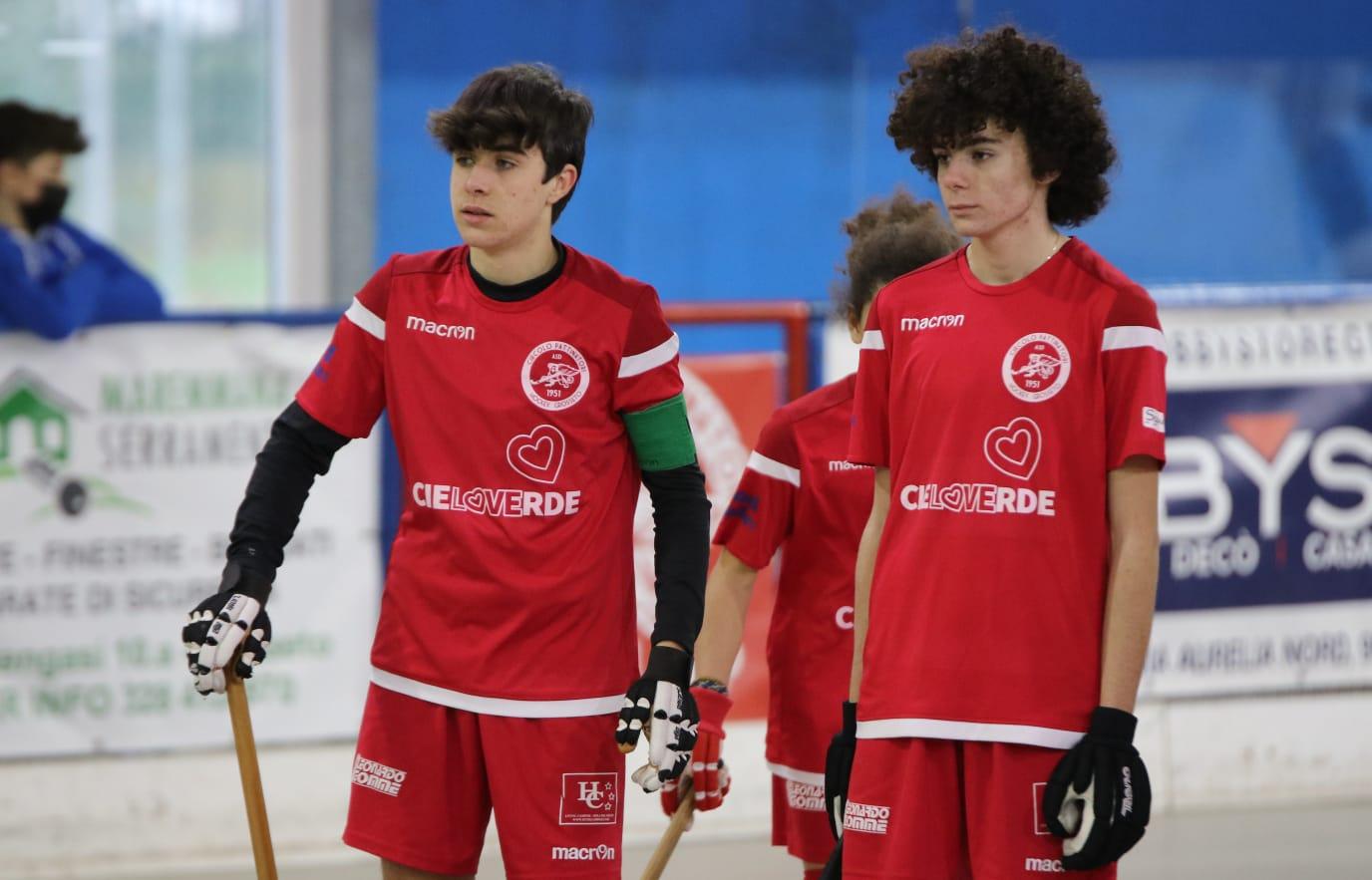 hockey-pista-circolo-pattinatori-grosseto-under-15-Grosseto-Follonica-B-Montomoli-e-Giusti