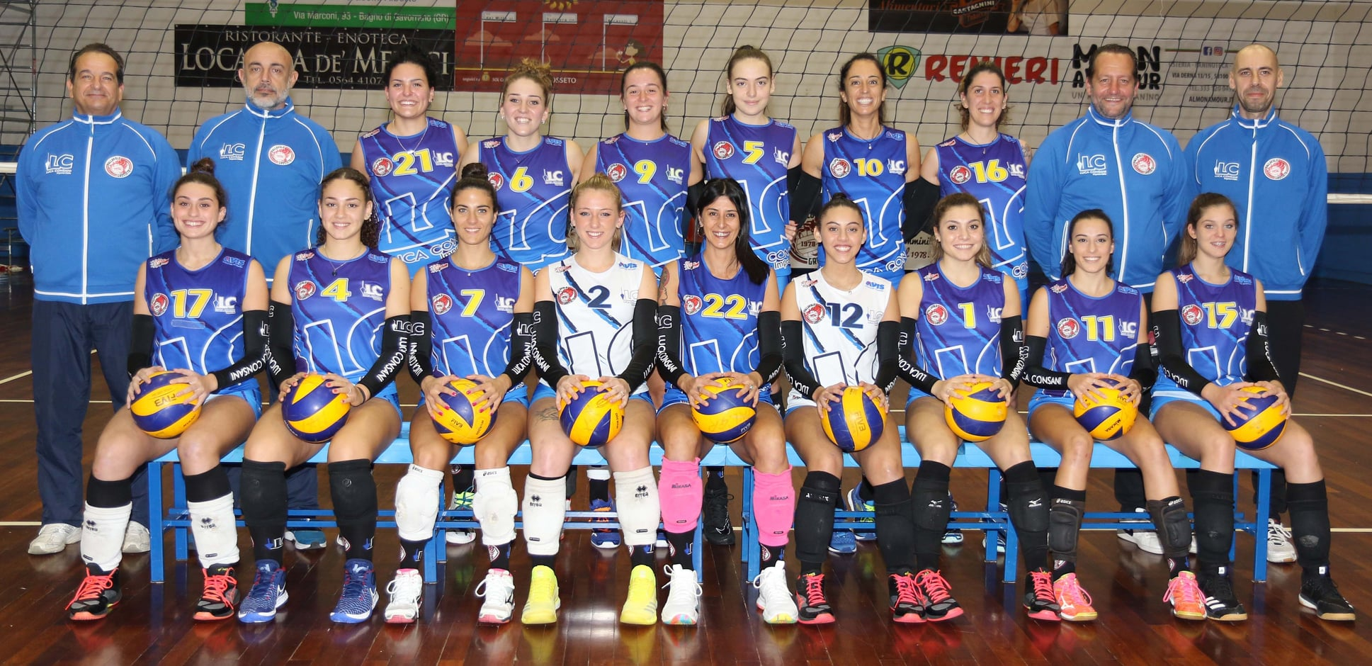 pallavolo-grosseto-1978-luca-consani-squadra-2020-2021