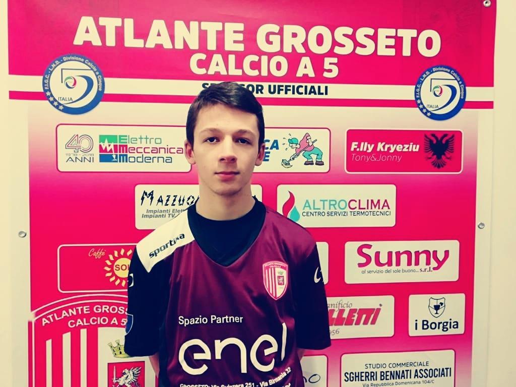 Federico Tamberi Atlante Grosseto