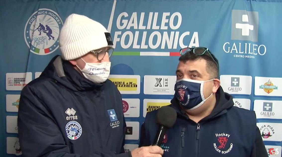 Interviste Follonica Scandiano