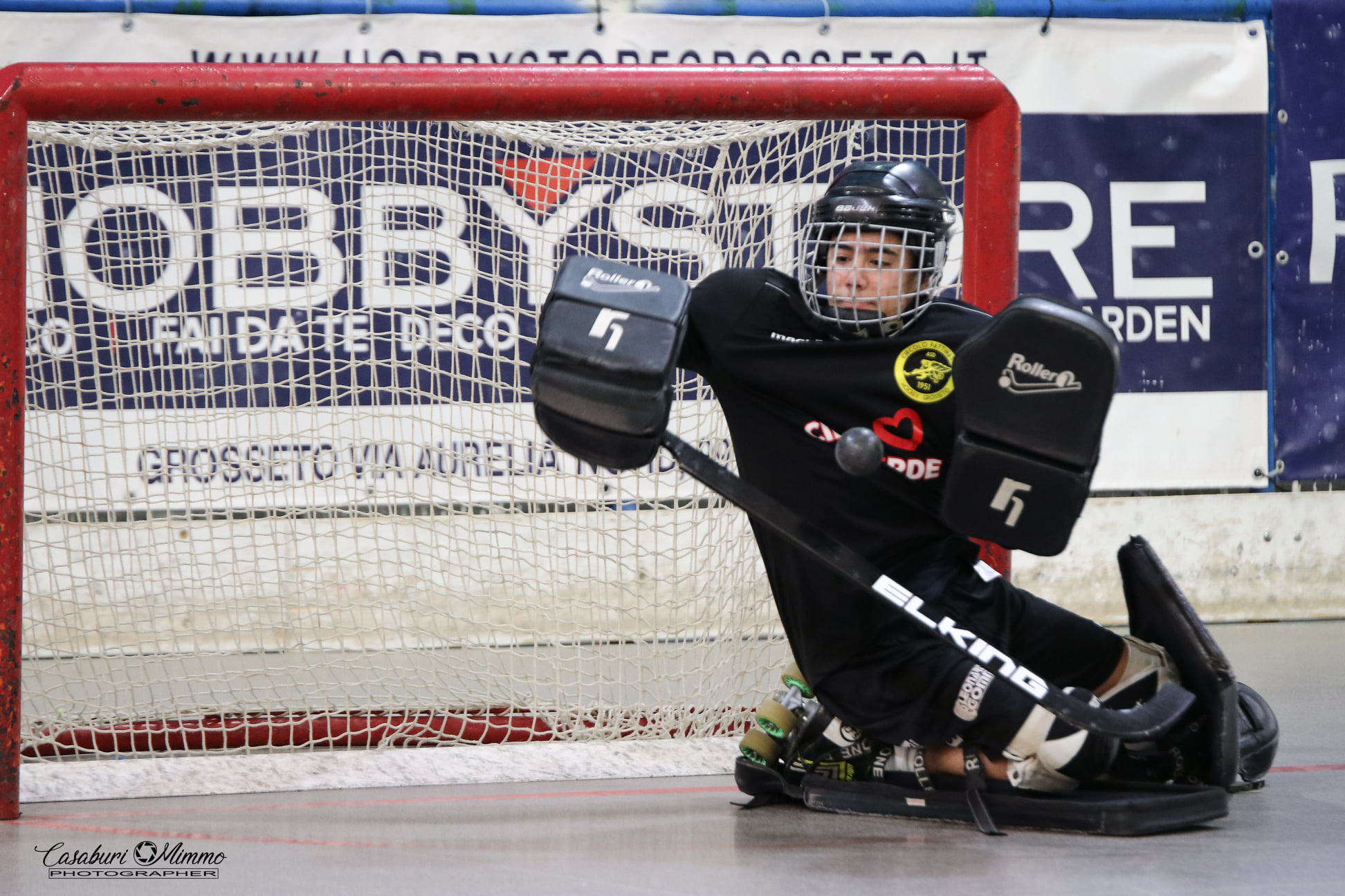hockey-pista-circolo-pattinatori-grosseto-Under-13_Filippo-Caselli-portiere