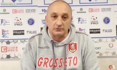 Lecco-Grosseto Lamberto Magrini