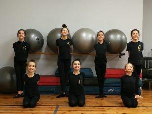 Societa-Ginnastica-Grifone-squadra-ginnastica-ritmica