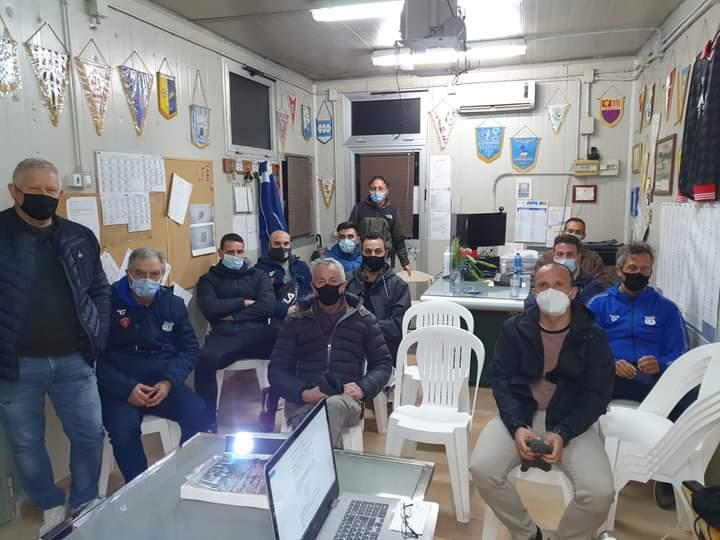 Argentario allenatori settore giovanile