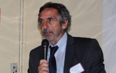 Il dottor Adolfo Marciano (immagine tratta dalla pagina Fb dell'Atletica Grosseto Banca TeMa)