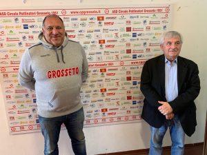 hockey pista circolo pattinatori grosseto allenatore Federico Paghi presidente Stefano Ost