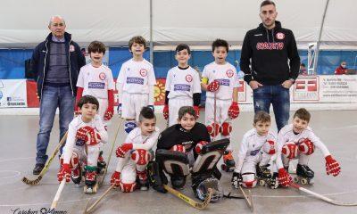 hockey-pista-circolo-pattinatori-grosseto-squadra-Under-11-allenatore-Stefano-Paghi-e-il-vice-Emilio-Minchella