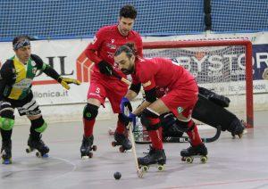 hockey-pista-serie-B-circolo-pattinatori-grosseto-Alice-Vercelli-Matassi-e-Borracelli