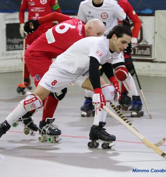hockey-pista-serie-B-derby-RRD-Alice-Bardini-inseguito-da-Polverini