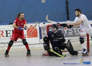 hockey-pista-serie-B-derby-RRD-Alice-duello-aereo-tra-Matassi-e-Bianch