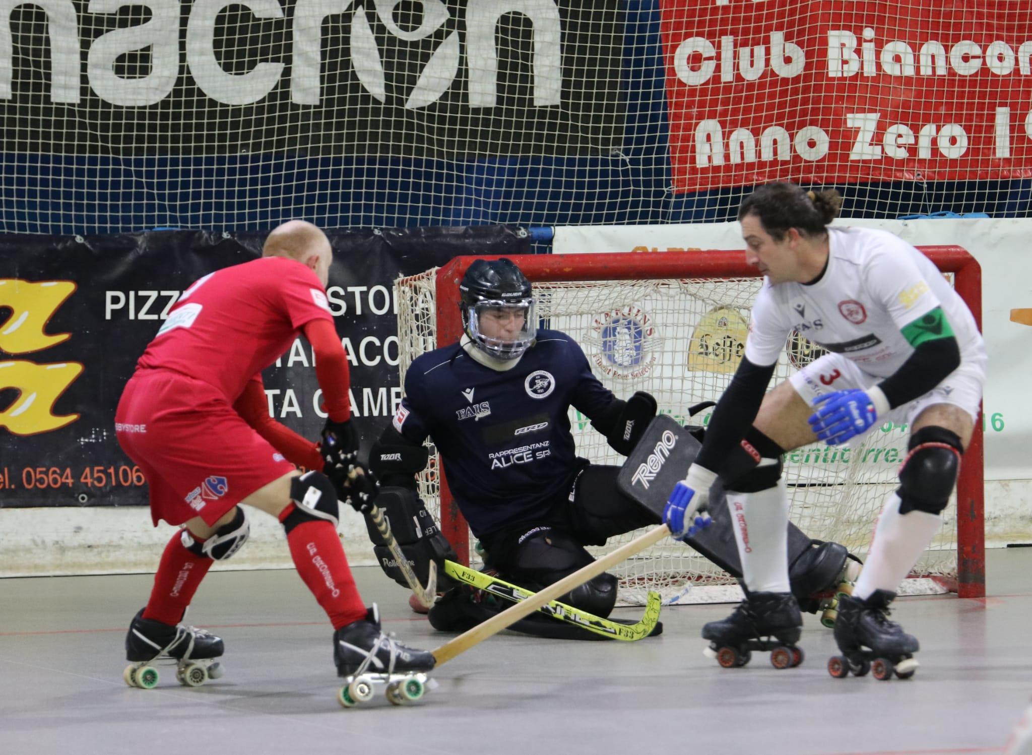 hockey-pista-serie-B-derby-circolo-pattinatori-grosseto-ALICE-RRD-Polverini-Ciupi-Achilli