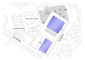 invictavolleyball-progetto-planimetria-palazzetto-dello-sport-via-austria