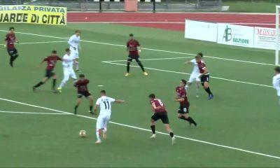 Pontedera-Pro Vercelli 2 a 2
