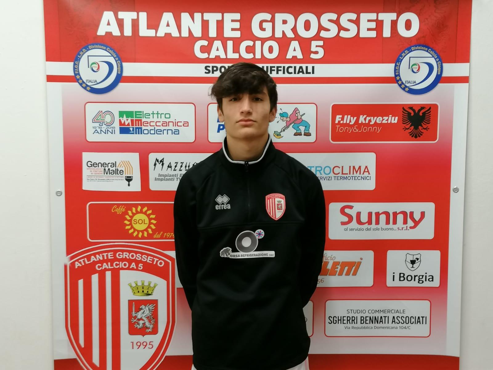Tommaso Putzu Atlante Grosseto