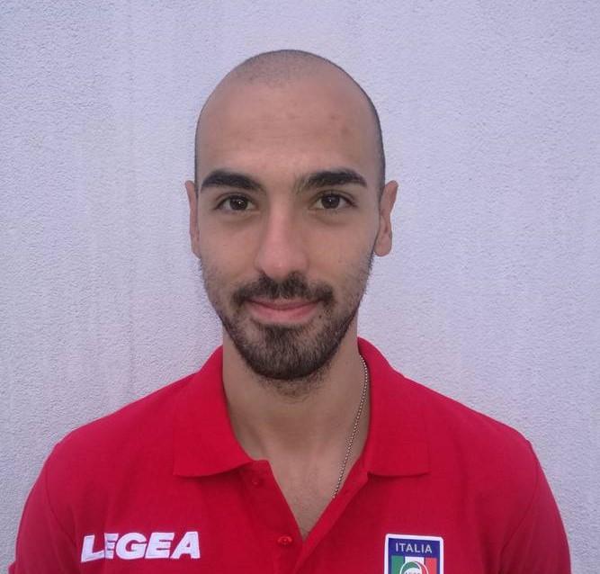 L'arbitro Antonino Costanza (foto tratta da: www.aiaagrigento.it)