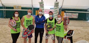 beach-tennis-uisp-grosseto-premiazione-finalisti-misto