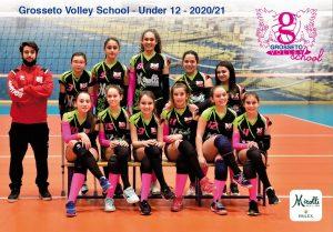 grosseto-volley-school-squadra-serie-under-12-stagione-2021.