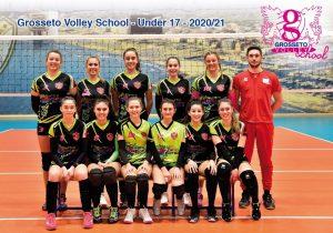 grosseto-volley-school-squadra-serie-under-17-stagione-2021