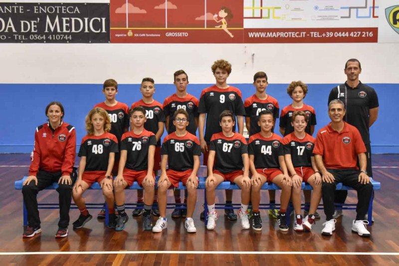 invictavolleyball-squadra-under-14