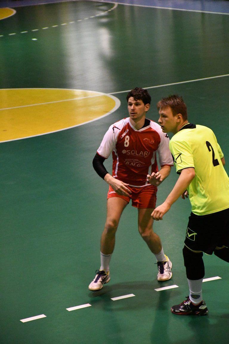 pallamano-solari-grosseto-handball-serie-B-maschile-fase-di-gioco
