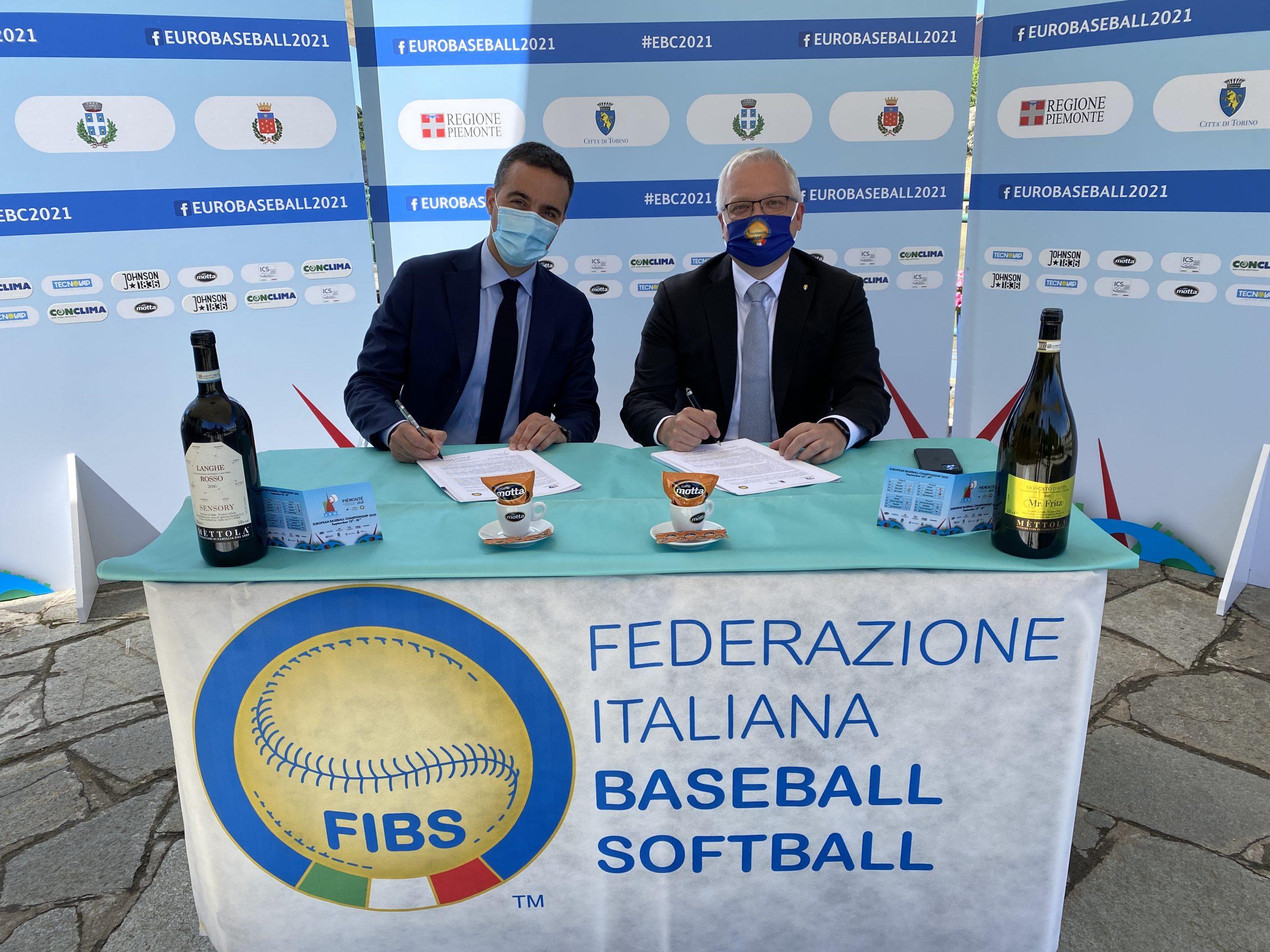 Europeo-Baseball-Piemonte-2021-Presentati-il-calendario-e-la-charity-partnership-con-la-Fondazione-Piemontese-per-la-Ricerca-sul-Cancro