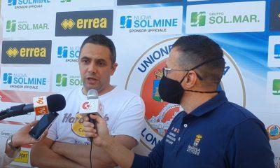 Gs Tv - Lorenzo Mansi intervistato dopo Us Follonica Gavorrano-Flaminia 4 a 1
