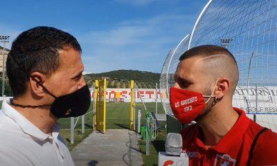 Gs Tv - Primavera 3 - intervista a mister Davide Catocci dopo Us Grosseto-Lucchese 5 a 2