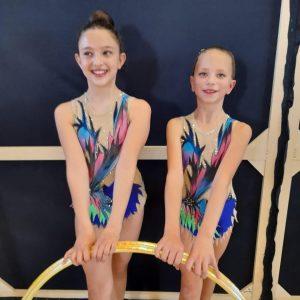 ginnastica-grifone-Nicole-Borracelli-e-Manuela-Bindi-1°-classificate-cerchi