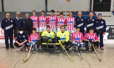 hockey-pista-castiglione-della-pesciaia-blue-factor-formazione-under-17-vincente-a-Follonica