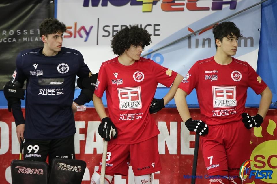 hockey-pista-circolo-pattinatori-grosseto-Edilfox-i-giovani-Ciupi-Giusti-Alfier